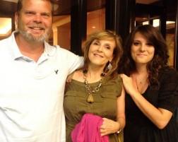 Tim, Lori & Rachel Smith